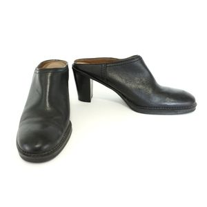 Aerosoles Road West Black Slip On Booties